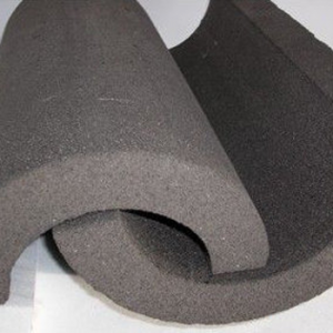 Foamgla pipe insulation