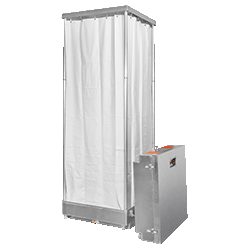 Portable Shower for Abatement Jobs