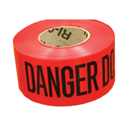 Warning Items & Tapes