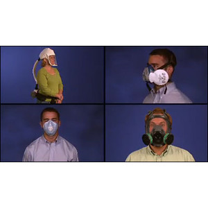 Breathing protection types
