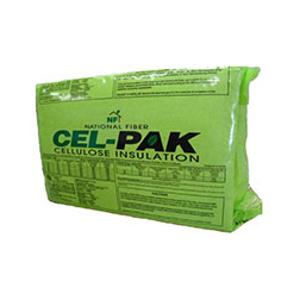 Cel-pak cellulose