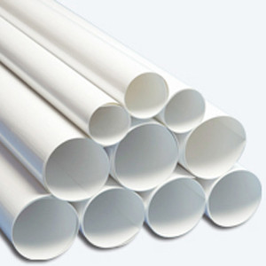 PVC pipe jacketing sizes