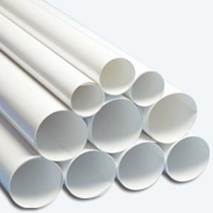 PVC pipe jacketing sizes