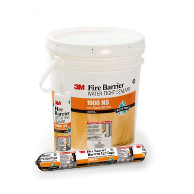 3m Fire Barrier Water Tight Sealant 1000 Ns Gic