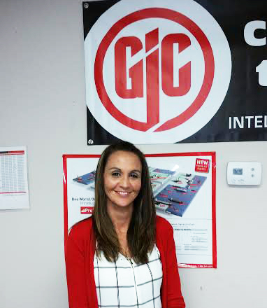 Amy Toledo – New Operations Manager for GIC's Tampa Branch