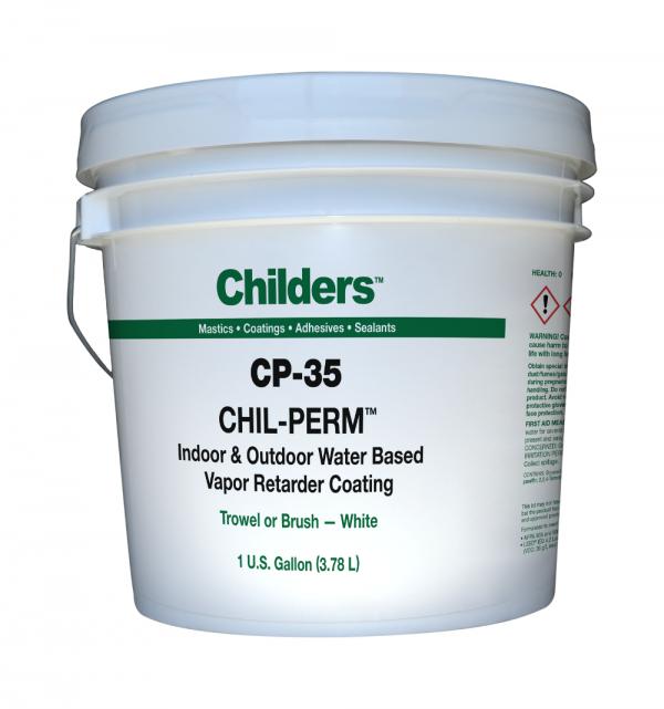 Childers Chil-Perm CP-35 vapor retardant mastic