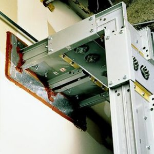 3M Fire Barrier Composite Sheet CS-195+ in use firestopping a conduit penetration