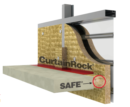 Roxul Safe Fire Stopping Insulation General Insulation