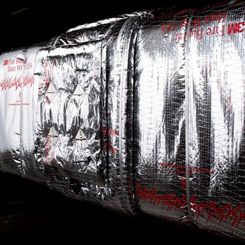 3m Fire Barrier Duct Wrap 615 General Insulation