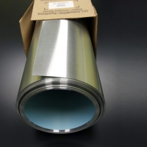ITW stainless steel insulation jacketing