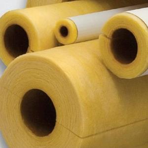 Manson Fiberglass Pipe Insulation