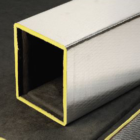 Manson ak air duct board general insulation for Cost of mineral wool vs fiberglass insulation