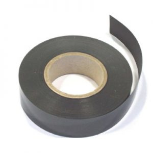PVC seam tape for rubber insulation
