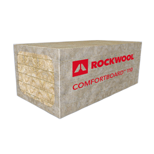 Rockwool (Roxul) Comfortboard 110 Continuous Insulation