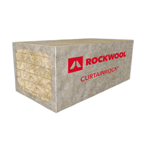 Rockwool (Roxul) Curtainrock Insulation Board