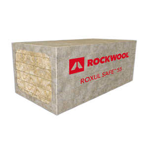 Rockwool Roxul Safe 55 as packaged