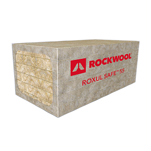 Rockwool roxul safe 55 and 65 firewall insulation board gic for Mineral wool insulation health and safety