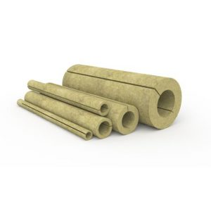 Rockwool SeaRox PS 968 NA marine mineral wool high temperature pipe insulation