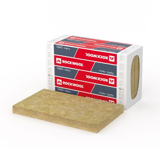 Rockwool searox sl 720 740 marine insulation board general for Rockwool insulation board