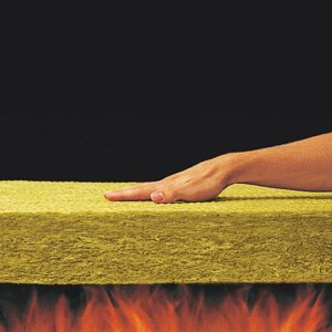 Fire Resistant Stone Wool