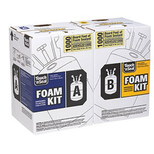 Touch 'n Seal Foam Kit 1000