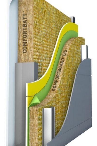 Roxul Comfortboard Cis Insulated Sheathing General