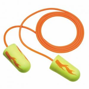 Corded foam ear plugs 33 NRR