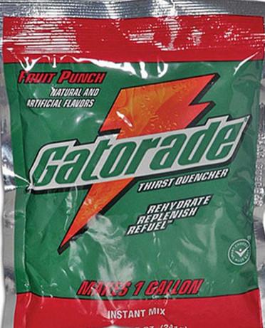 how to make gatorade powder