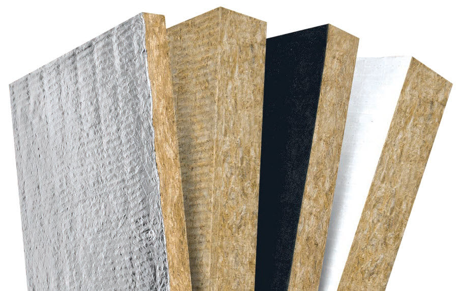 Roxul rockboard interior insulation board general insulation for Mineral wood insulation