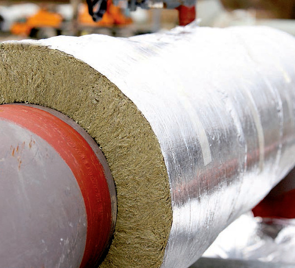 Rockwool prorox enerwrap ma 960 industrial insulation for 2 mineral wool insulation