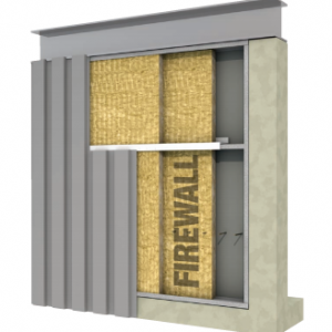 Roxul Firewall fire resistant insulation board