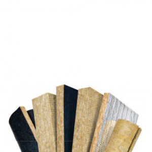 Roxul Industrial Mineral Wool Boards with Different Facings
