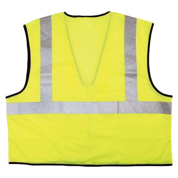 Safety vest for contractors working in construction