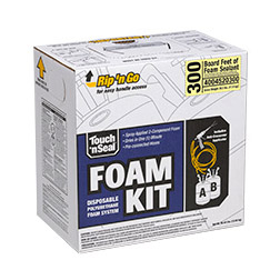 Touch 'n Seal Foam Kit 300