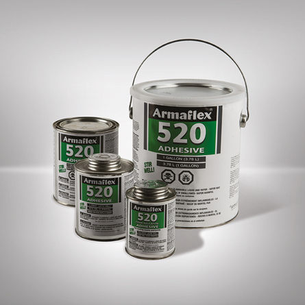 Armstrong Armaflex 520 Adhesive is a contact adhesive for Insulation