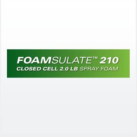 Foamsulate 210 Closed Cell Polyurethane Foam Gic