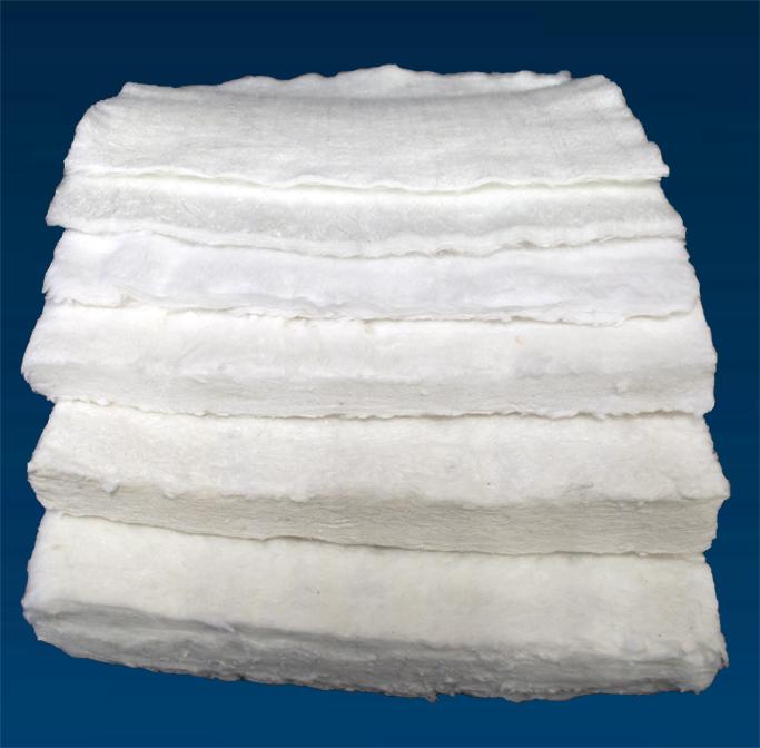 High temperature felts blankets general insulation for Fiberglass wool insulation