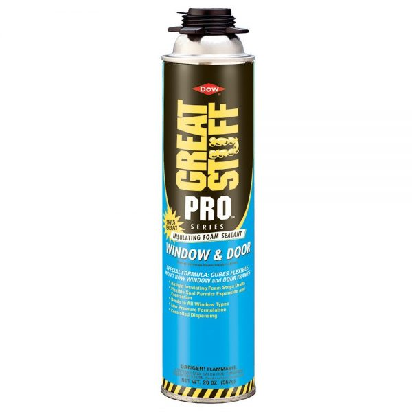 Great Stuff Pro Window and Door Foam
