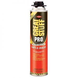 Great Stuff Pro Gaps & Cracks Insulating Foam
