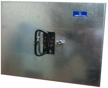 Cl Ward Grease Duct Access Door General Insulation