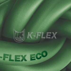 K-flex ECO tube non-halogen elastomeric pipe insulation