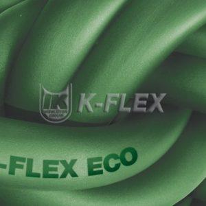 K-flex ECO tube non-halogen elastomeric pipe insulation