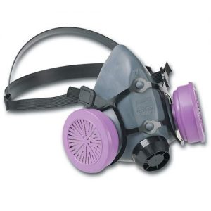 North 5500 Half Mask Respirator