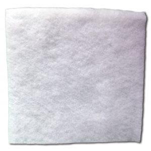 Novair pad filter prefilter for HEPA negative Air Machine