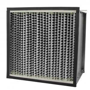 Novair HEPA filter for negative air machine