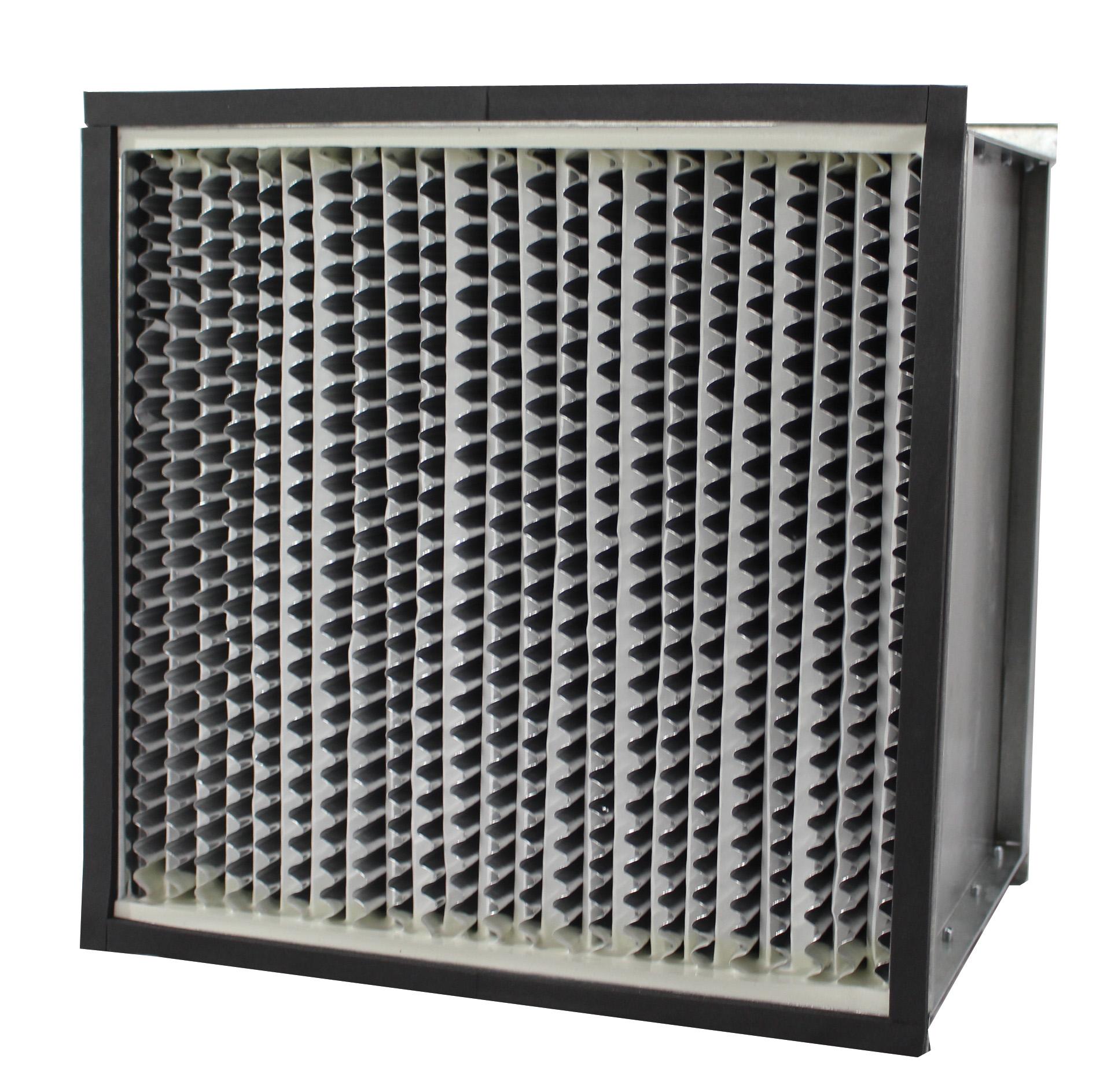 Negative Hepa Air Cleaner : Novair hepa replacement filter general insulation