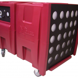 Novair 2000 negative air filtration machine