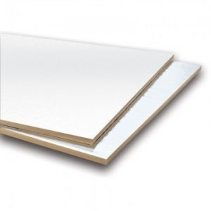 Dow Thermax Insulation White Finish