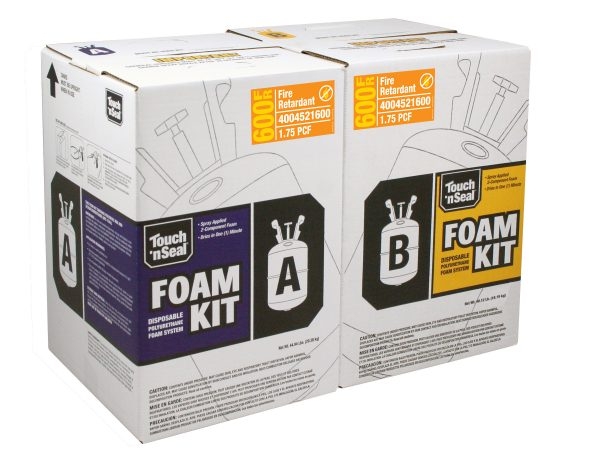 Touch 'n Seal CP-660 Two Component Foam Kit
