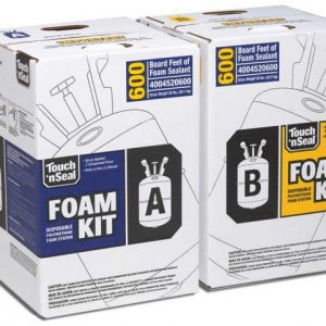 Touch 'n Seal Foam Kit 600